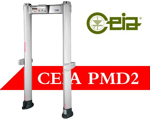 CEIA PMD2意大利启亚圆柱形高端进口安检门