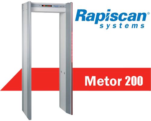 Metor200美国麦特瑞克进口安全检查门