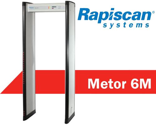 Metor6m美国麦特瑞克进口金属探测门