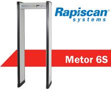 Metor6s美国麦特瑞克高灵敏度进口安检门