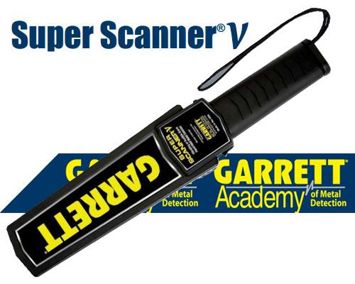 GARRETT美国盖瑞特进口超级手持金属检测仪
