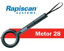 METOR28美国麦特瑞克进口手持式金属安检仪